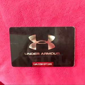 Under Amour Giftcard